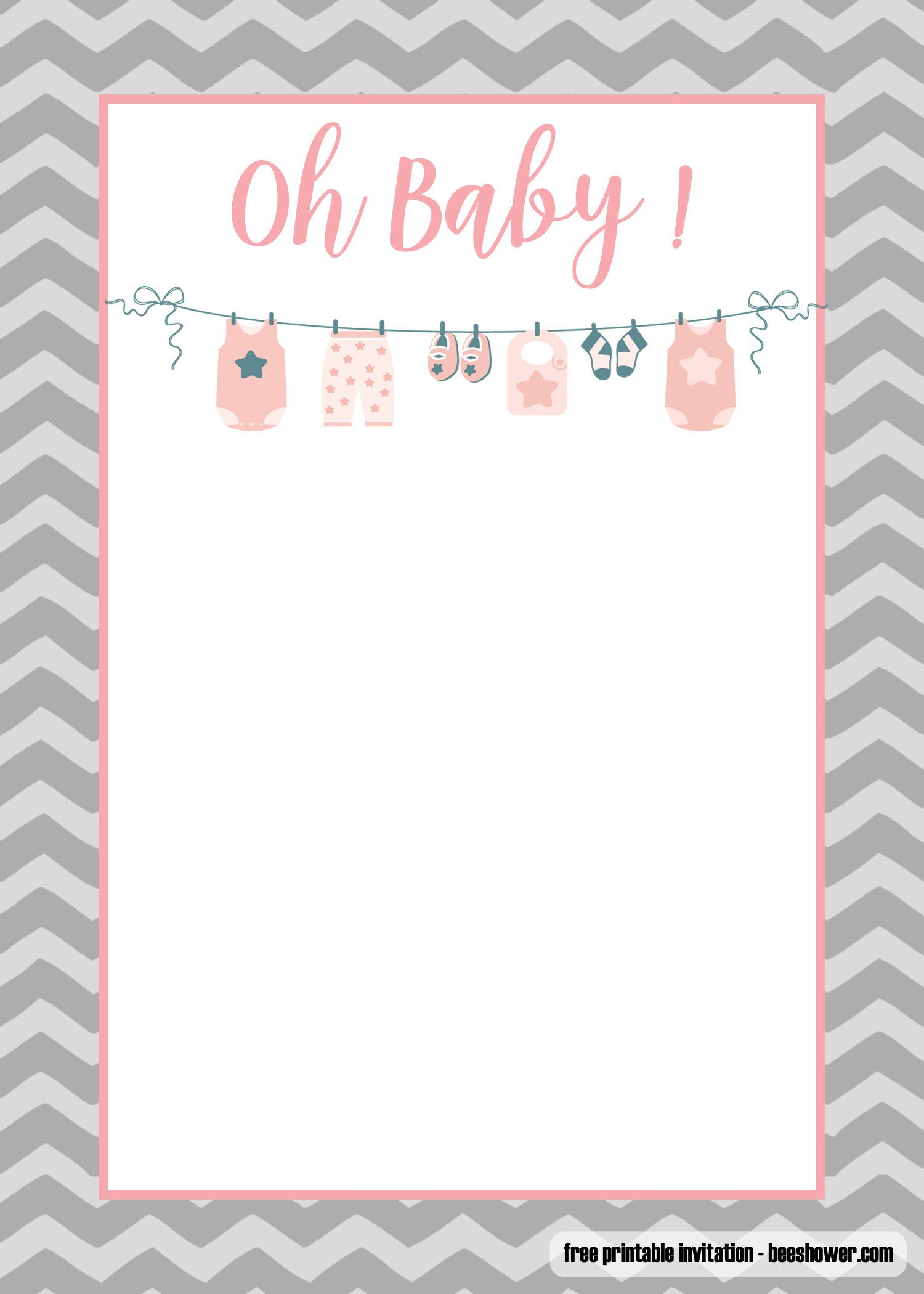 006 Incredible Baby Shower Invite Template Word High Definition  Invitation Wording Sample Free ExampleFull
