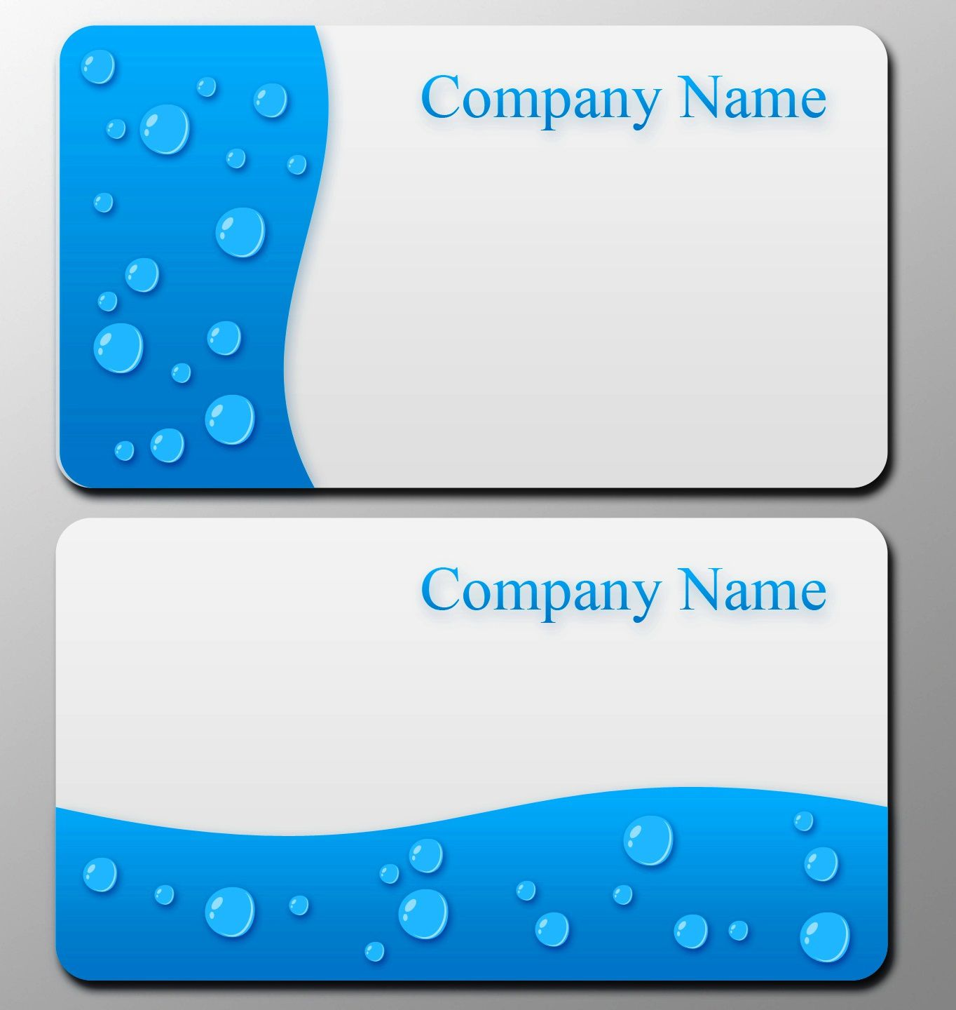 006 Incredible Blank Busines Card Template Psd Free Download Example  PhotoshopFull