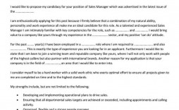 006 Incredible Cover Letter Template For Online Posting Design