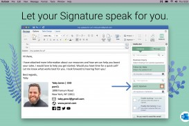 006 Incredible Email Signature Format For Outlook Design  Example Template Microsoft