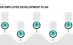 006 Incredible Employee Development Plan Template Design  Ppt Free
