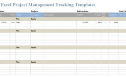 006 Incredible Excel Template Project Management Inspiration  Microsoft Portfolio Dashboard