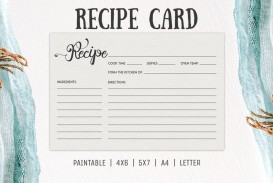 006 Incredible Free 4x6 Recipe Card Template For Microsoft Word High Def  Editable