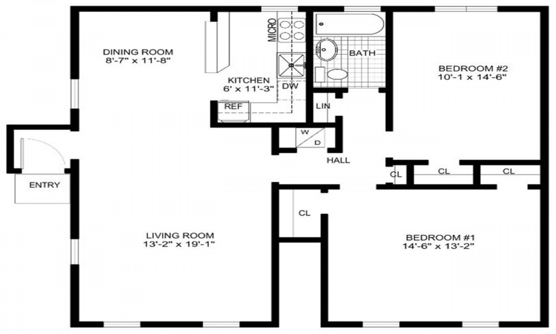 006 Incredible Free Floor Plan Template Example  Excel Home House Sample1920