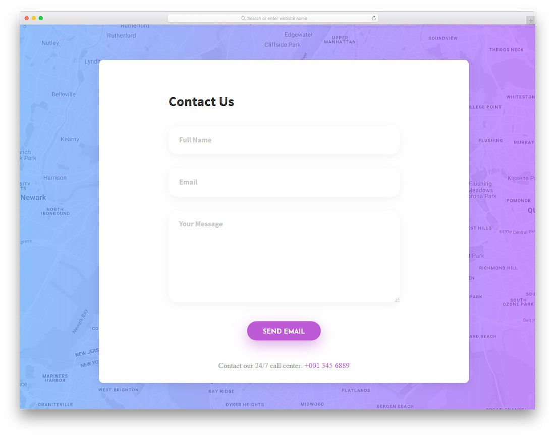 006 Incredible Free Html Form Template Inspiration  Templates Survey Application Download RegistrationFull