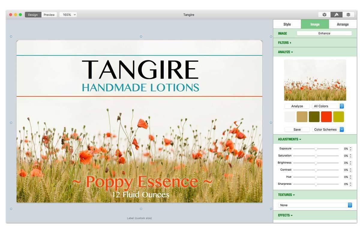 006 Incredible Free Label Maker Template For Mac Design Full
