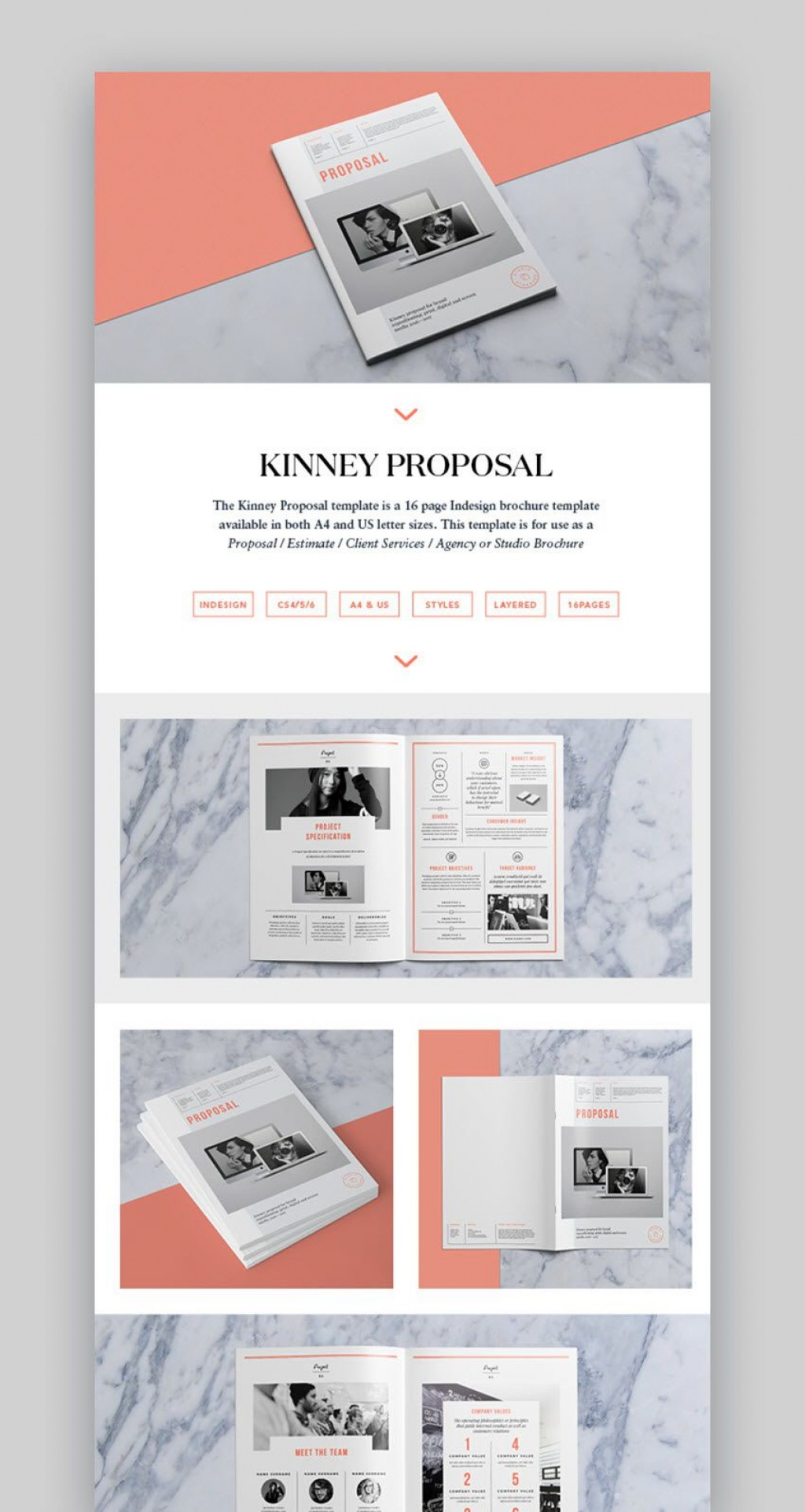 006 Incredible Graphic Design Proposal Template Indesign High Def  FreeLarge