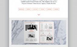 006 Incredible Graphic Design Proposal Template Indesign High Def  Free