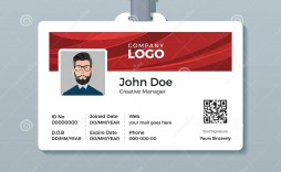 006 Incredible Id Card Template Free Download Concept  Design Photoshop Identity Student Word