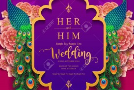 006 Incredible Indian Wedding Invitation Template High Def  Psd Free Download Marriage Online For Friend