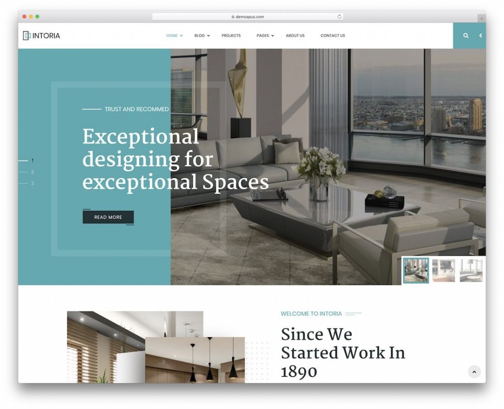 006 Incredible Interior Design Website Template Image  Templates Company Free Download HtmlLarge
