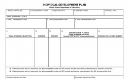 006 Incredible Personal Development Plan Example Professional Doc Inspiration