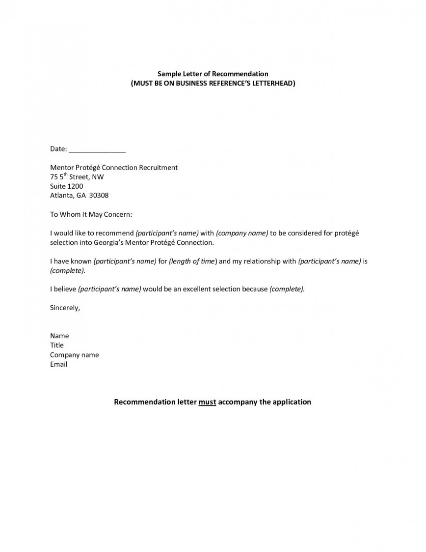 006 Incredible Professional Reference Letter Template High Resolution  Nursing Free Character868