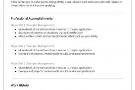 006 Incredible Skill Based Resume Template Word Sample  Microsoft