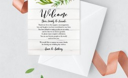 006 Incredible Wedding Weekend Itinerary Template Picture  Day Word Reception Timeline Excel