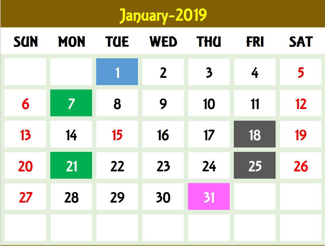 006 Magnificent Calendar 2020 Template Excel Example  Monthly Free Uk In Format DownloadFull