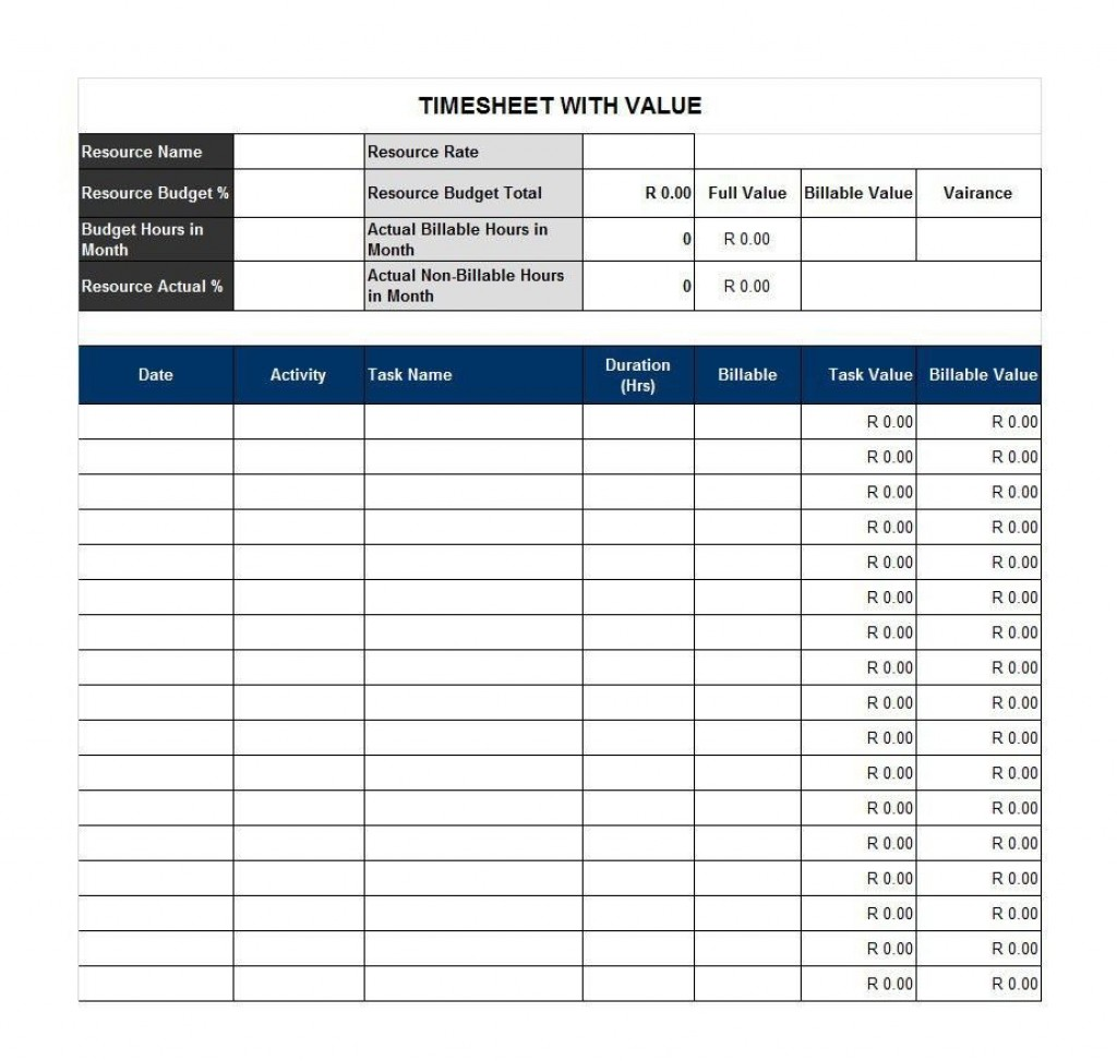 006 Magnificent Employee Time Card Example Image  Examples Sample TemplateLarge