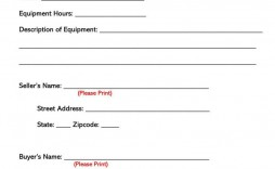 006 Magnificent Equipment Bill Of Sale Form Idea  Forms Word Document Alberta Simple Template