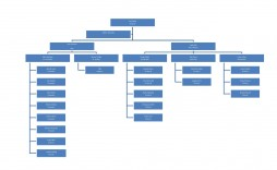 006 Magnificent Microsoft Word Org Chart Template Free Example