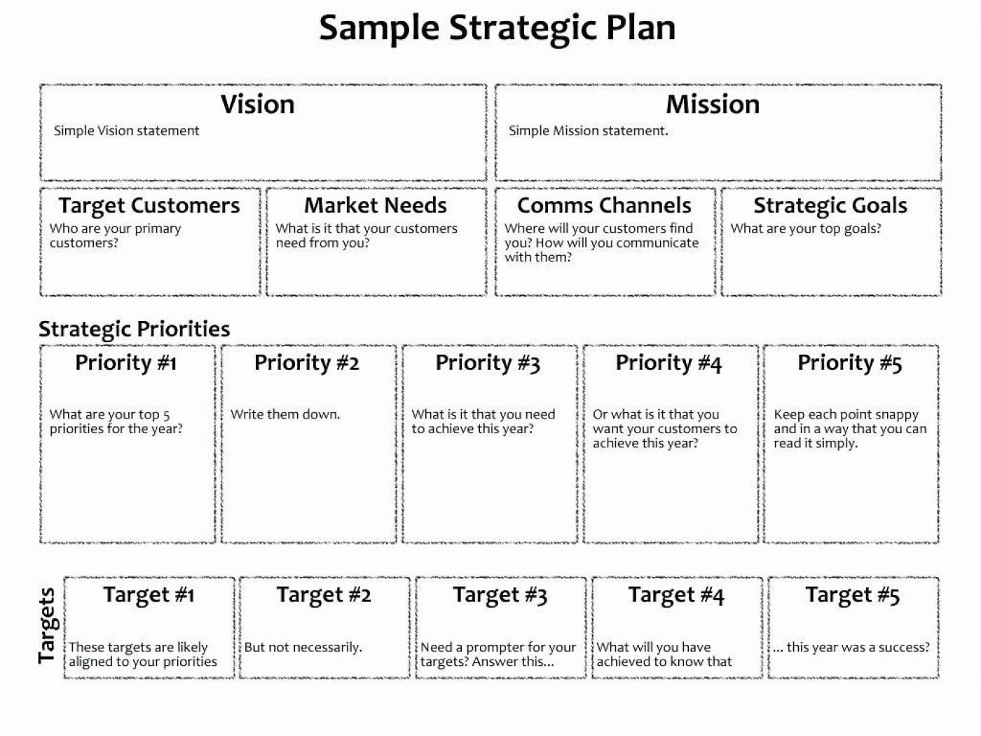 006 Magnificent Strategic Busines Plan Template Highest Clarity  Development Word Sample1400