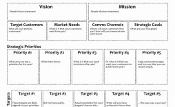 006 Magnificent Strategic Busines Plan Template Highest Clarity  Doc Word Sample