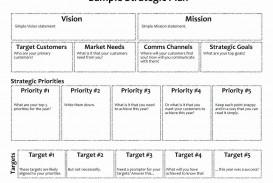 006 Magnificent Strategic Busines Plan Template Highest Clarity  Development Word Sample
