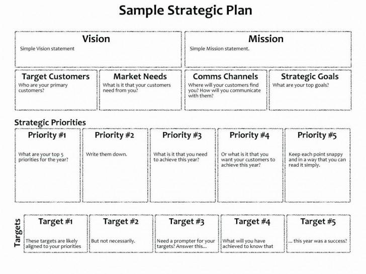 006 Magnificent Strategic Busines Plan Template Highest Clarity  Development Word Sample728