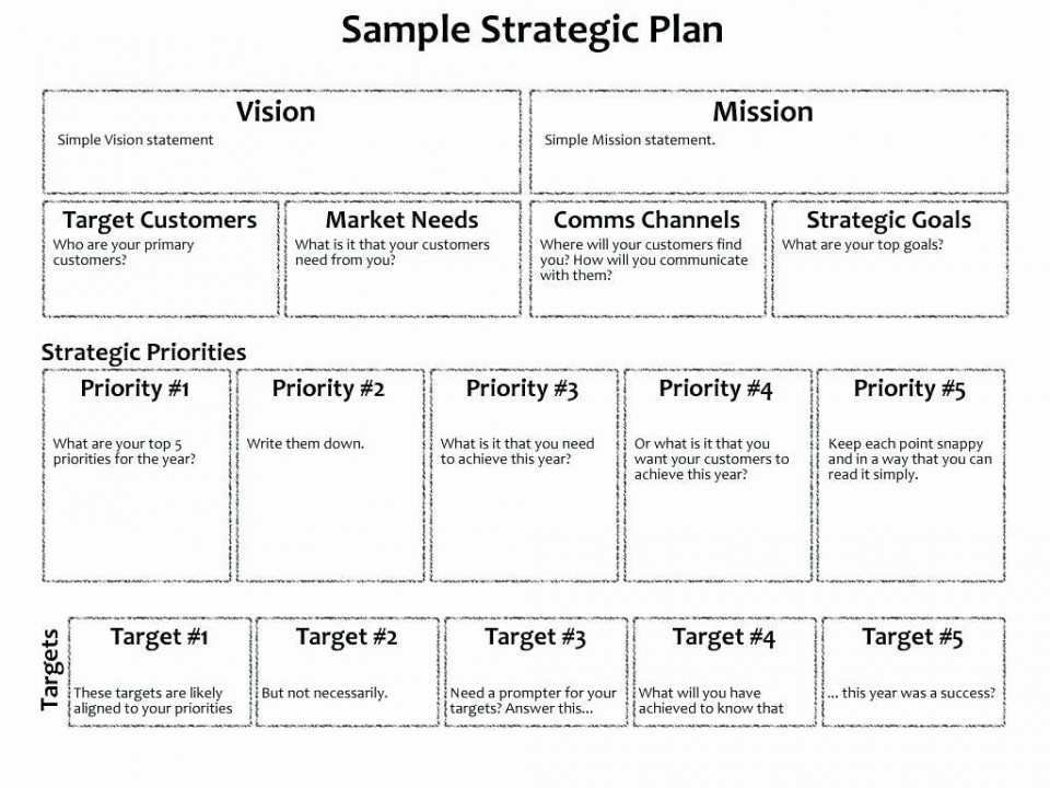 006 Magnificent Strategic Busines Plan Template Highest Clarity  Development Word Sample960