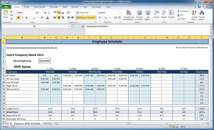 006 Magnificent Work Schedule Format In Excel Download Highest Quality  Order Template Free728