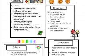 006 Marvelou Free Teacher Newsletter Template Design  Classroom For Microsoft Word Google Doc