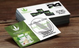 006 Marvelou Herbalife Busines Card Template High Definition  Download Free