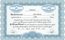 006 Marvelou Llc Membership Certificate Template Example  Interest Free Member