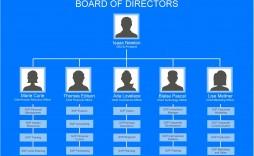 006 Marvelou Organizational Chart In Microsoft Powerpoint 2010 Sample
