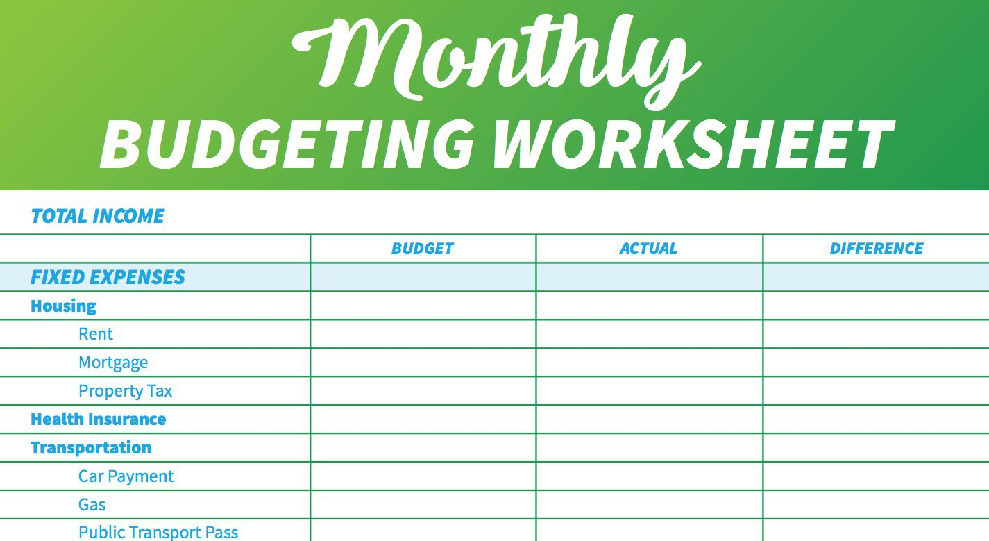 006 Marvelou Simple Weekly Budget Template Highest Quality  Planner Personal PrintableFull