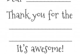 006 Marvelou Thank You Note Card Template Word Concept