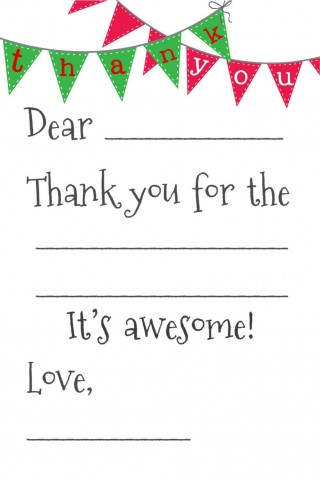 006 Marvelou Thank You Note Card Template Word Concept 320