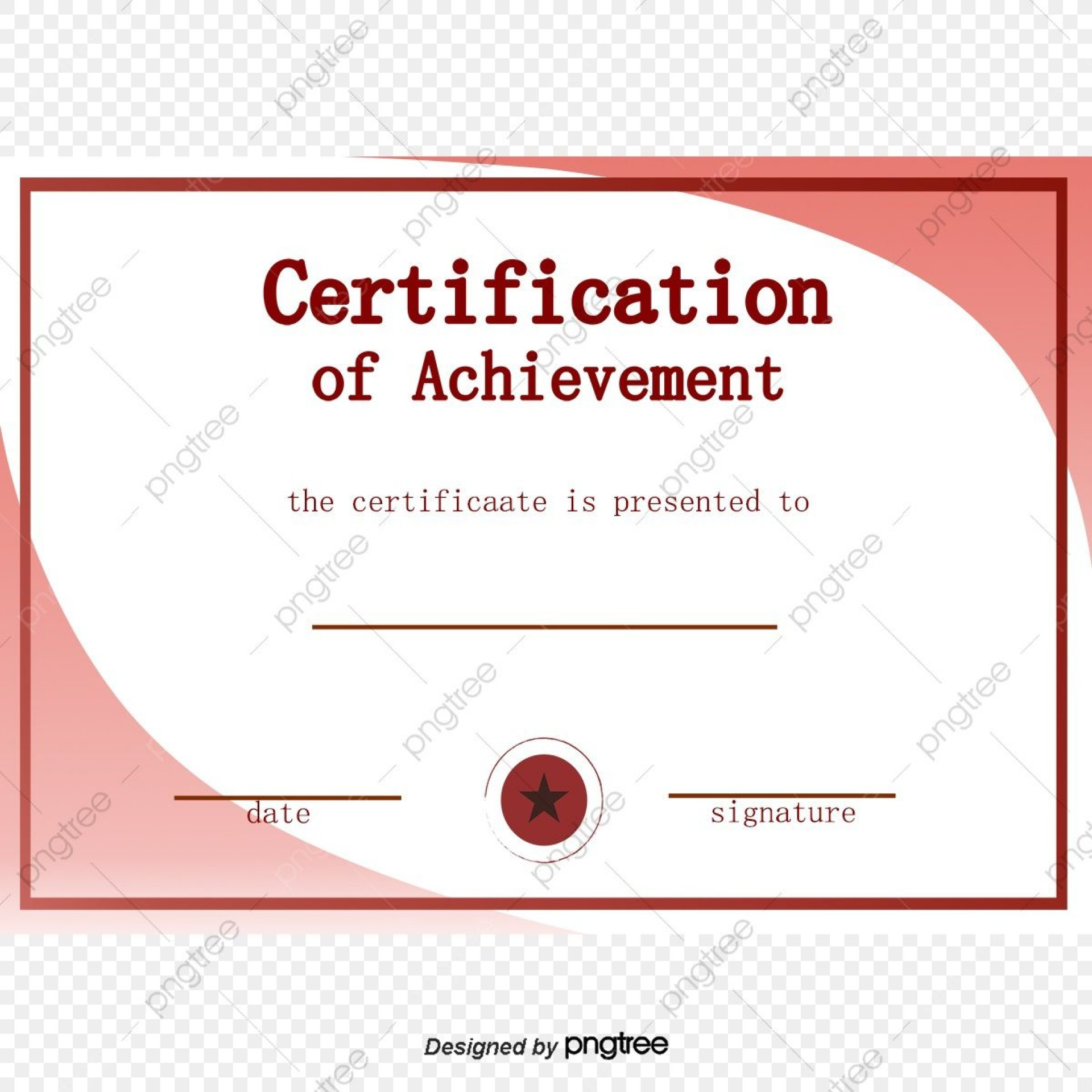 006 Marvelou Training Certificate Template Free Sample  Computer Download Golf Course Gift Word1920