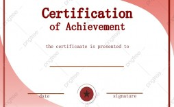 006 Marvelou Training Certificate Template Free Sample  Computer Download Golf Course Gift Word