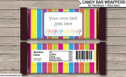 006 Outstanding Candy Bar Wrapper Template Microsoft Word High Definition  Printable Free For Blank