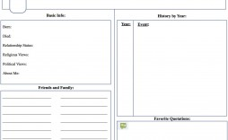 006 Outstanding Fake Facebook Page Template Example  Busines Microsoft Word Create A
