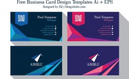 006 Outstanding Free Busines Card Design Template Idea  Templates Visiting Download Psd Photoshop