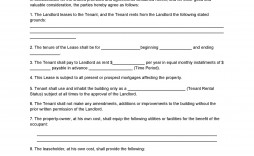006 Outstanding Free Rental Agreement Template Word Idea  Room Doc Form Microsoft House Format