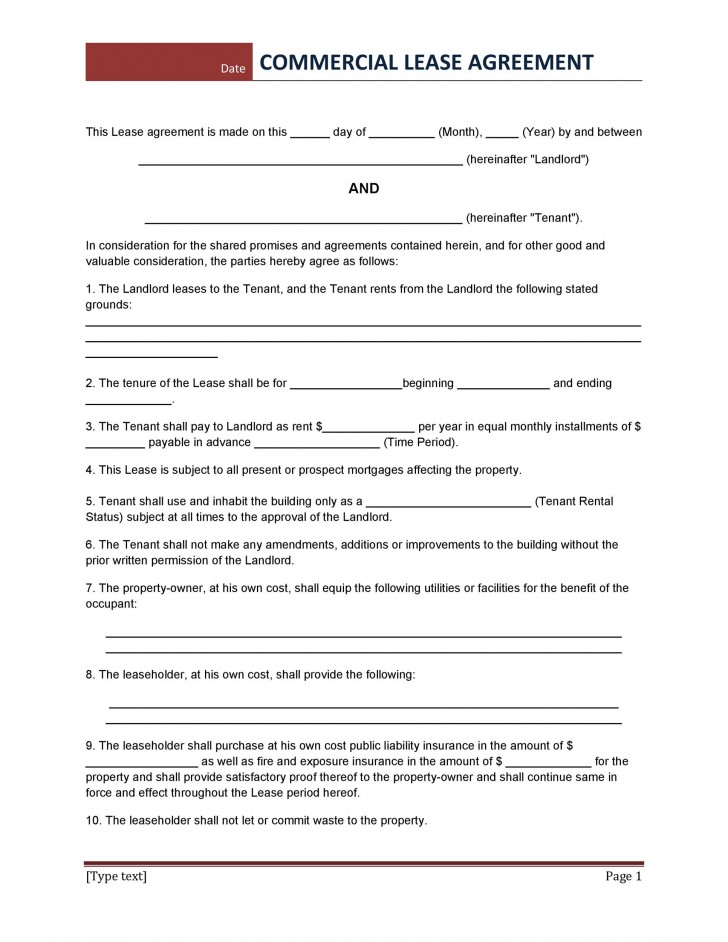 006 Outstanding Free Rental Agreement Template Word Idea  Room Uk House Rent Format In Download728