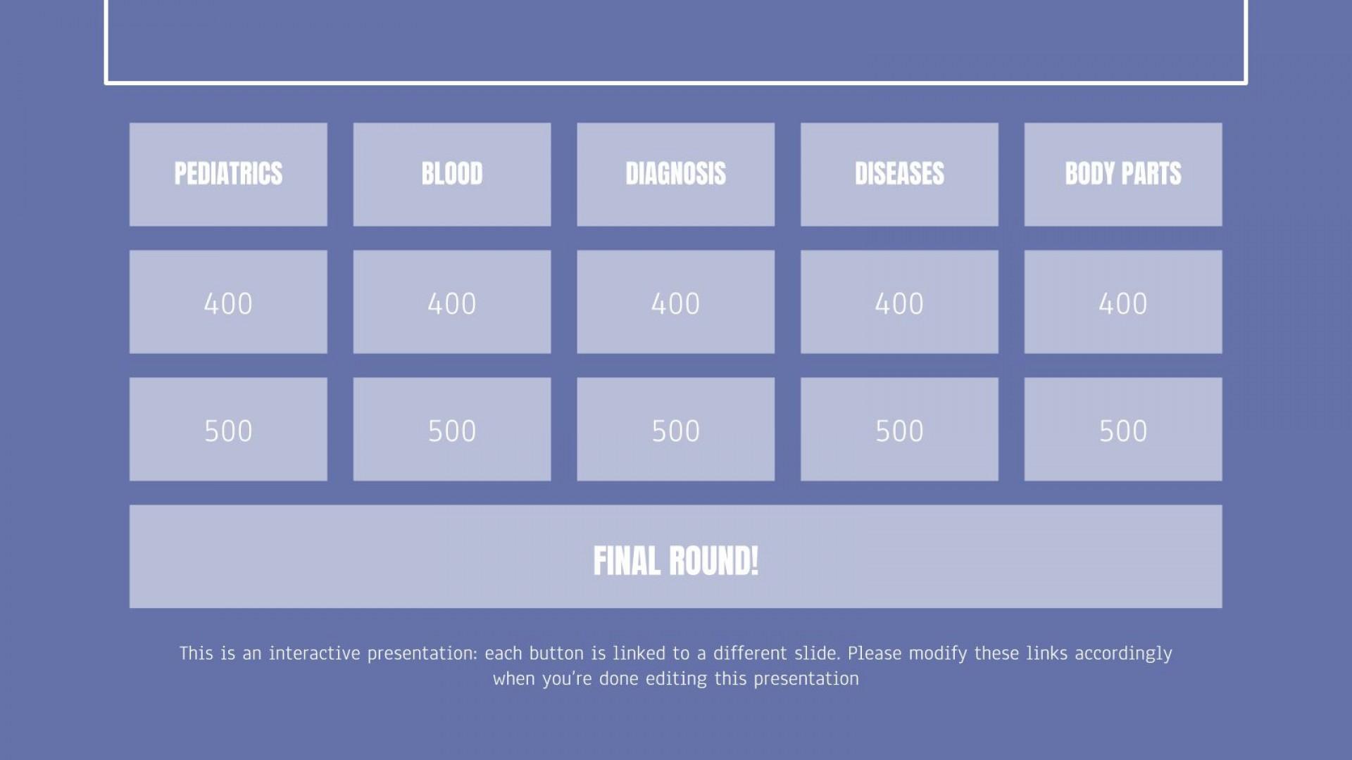 006 Outstanding Jeopardy Template Google Slide Highest Clarity  Slides Board Blank Best1920