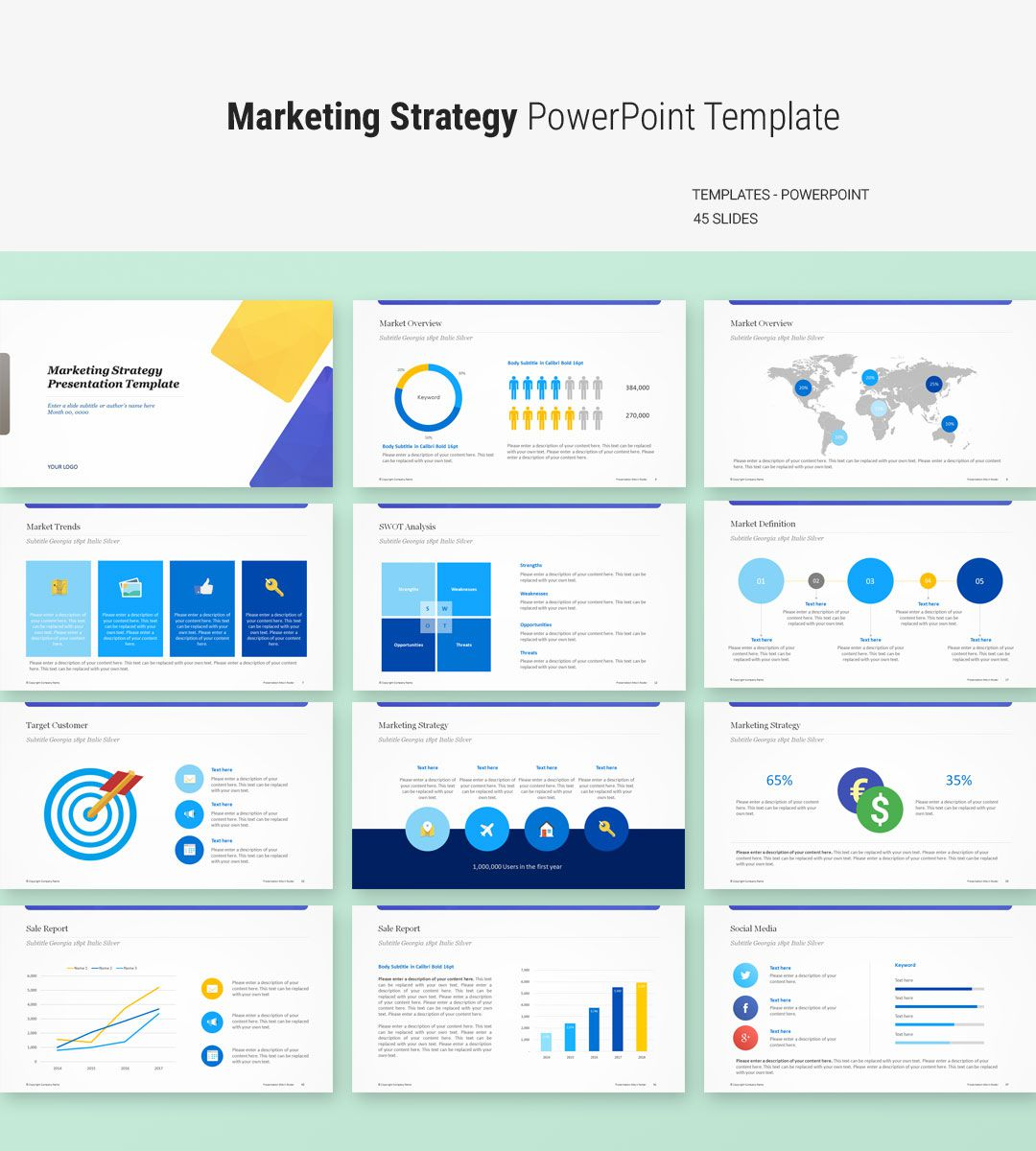 006 Outstanding Marketing Campaign Plan Template Free High Def Full