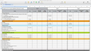 006 Outstanding Personal Budget Spreadsheet Template For Mac High Definition 320