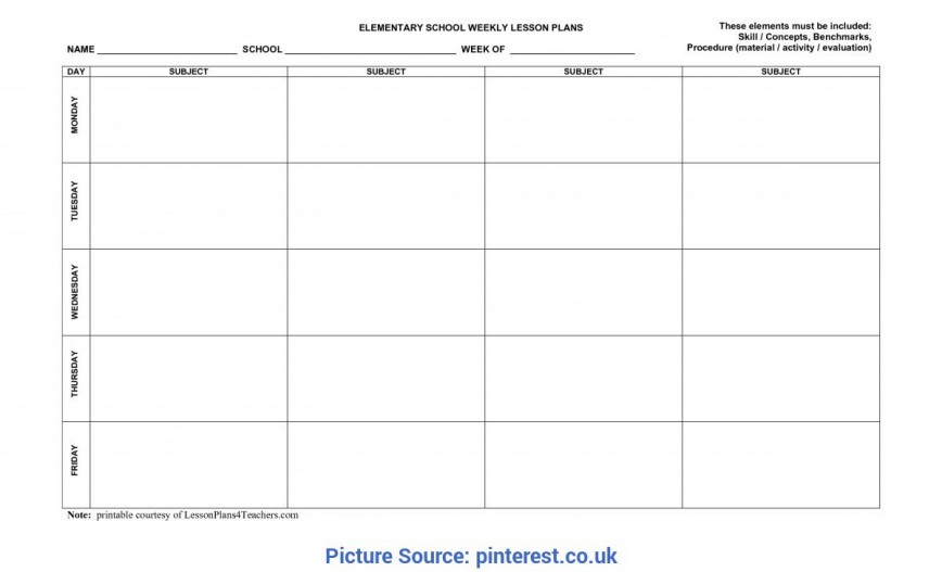 006 Outstanding Preschool Weekly Lesson Plan Template Highest Quality  Pdf Sample Free Printable868