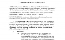 006 Outstanding Professional Service Agreement Template Photo  Uk Free Australia