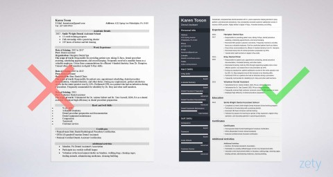 006 Outstanding Single Page Resume Template High Def  Cascade One Free Download Word For Fresher480