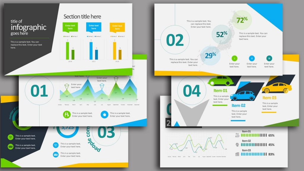 006 Outstanding Timeline Template Presentationgo Photo Large